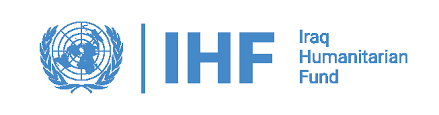 Logo Iraq Humanitarian Fund